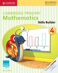 Image for Cambridge primary mathematics4,: Skills builders