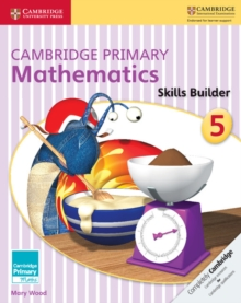 Image for Cambridge Primary Mathematics Skills Builder 5