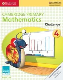 Image for Cambridge primary mathematics4,: Challenge