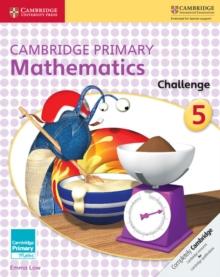 Image for Cambridge Primary Mathematics Challenge 5