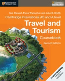 Cambridge International AS and A level travel and tourism: Coursebook