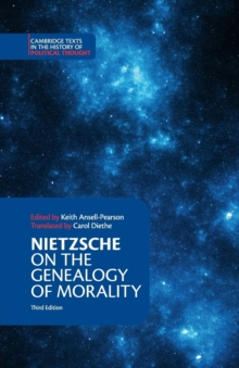 Image for On the genealogy of morality and other writings