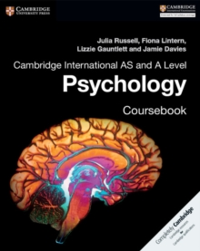 Image for Cambridge international AS and A level psychology: Coursebook