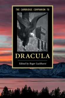 Image for The Cambridge companion to 'Dracula'