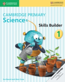 Image for Cambridge primary science1: Skills builder