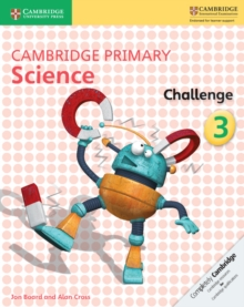 Image for Cambridge primary science3: Challenge