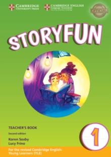 Image for Storyfun for startersLevel 1,: Teacher's book