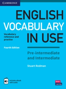 English vocabulary in use: Pre-intermediate and intermediate book with answers - Redman, Stuart