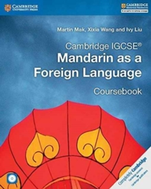 Image for Cambridge IGCSE (R) Mandarin as a Foreign Language Coursebook with Audio CDs (2)