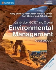 Cambridge IGCSE and O Level environmental management coursebook - Skinner, Gary