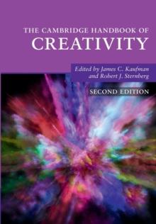 Image for The Cambridge handbook of creativity