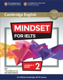 Mindset for IETLS  : an official Cambridge IELTS courseLevel 2,: Student's book - Crosthwaite, Peter