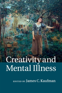 Image for Creativity and mental illness