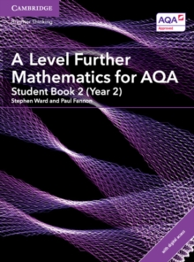 Image for A level further mathematics for AQAStudent book 2 (Year 2)