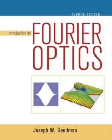 Image for Introduction to Fourier optics