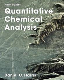 Image for Quantitative chemical analysis
