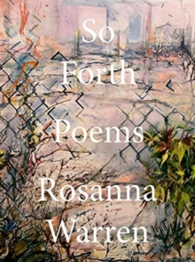 Image for So Forth - Poems