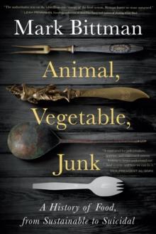 Image for Animal, vegetable, junk