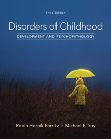 Image for Disorders of Childhood : Development and Psychopathology
