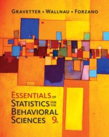Image for Essentials of Statistics for The Behavioral Sciences