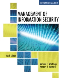Image for Management of information security