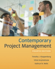 Image for Contemporary project management