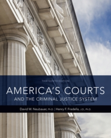 Image for America's courts and the criminal justice system
