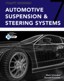Image for Today's technician  : automotive suspension & steering classroom manual and shop manual