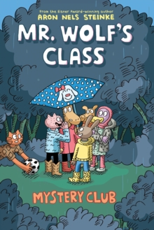 Image for Mystery Club (Mr. Wolf's Class #2)