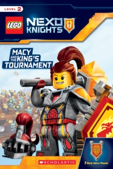 Image for Macy and the King's Tournament (LEGO NEXO KNIGHTS: Reader)