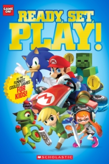 Image for Ready, set, play!  : all the funnest, coolest games for kids!