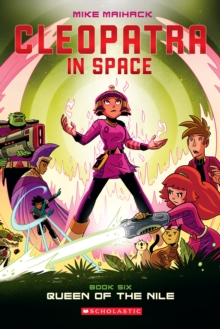 Image for Queen of the Nile (Cleopatra in Space #6)
