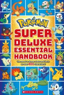 Image for Pokâemon  : super deluxe essential handbook