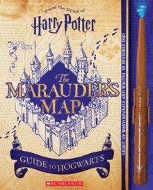 Image for Harry Potter: The Marauder's Map Guide to Hogwarts