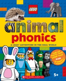 Image for Animals Phonics Box Set (LEGO Nonfiction) : A LEGO Adventure in the Real World