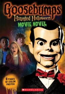 Image for Haunted Halloween  : movie novel