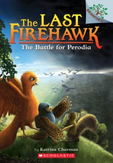 Image for The Battle for Perodia: A Branches Book (The Last Firehawk #6)