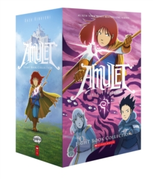 Image for Amulet #1-8 Box Set