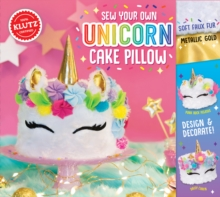 Image for Sew Your Own Unicorn Cake Pillow