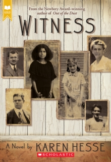 Image for Witness (Scholastic Gold)