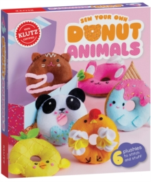 Image for Sew Your Own Donut Animals