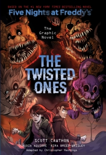 The twisted ones  : the graphic novel - Breed-Wrisley, Kira