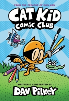 Image for Cat Kid Comic Club