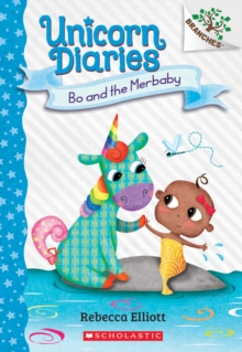 Image for Bo and the Merbaby: A Branches Book (Unicorn Diaries #5)