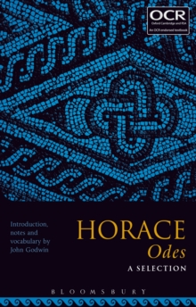 Image for Horace Odes: a selection