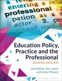 Image for Education policy, practice and the professional