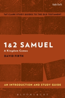 Image for 1 and 2 Samuel  : a kingdom comes