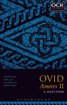 Image for Ovid Amores II: a selection