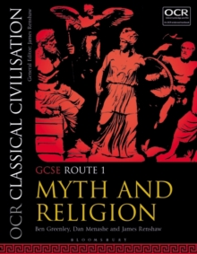 Image for OCR classical civilisationGCSE route 1,: Myth and religion