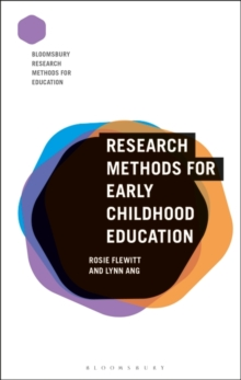 Image for Research methods for early childhood education